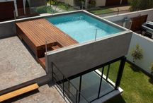 Rooftops / veranda
