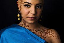 Henna Crowns inspired by Henna Heals