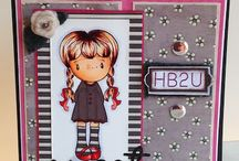LRS Past Design Team - LAURA / This is where you will find all of the gorgeous designs created by one of our past Design Team Members - Laura Lunsford while she was a member of our Loves Rubberstamps team. You can check out more of Laura's work on her blog: Crafty Lawyer Creates / by Tim & Laura Love