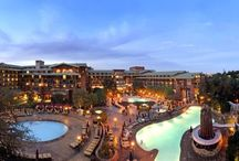 Resorts in California / Our favorite resorts in California. Golf, spa, beach and desert.