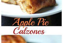 Pies sweet & Savoury