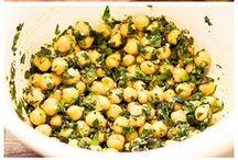 chicpea salad