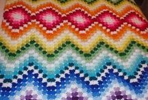 croché colorido