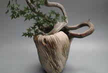 ikebana és virágrendezés / ikebana and flower arrangement