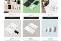 Homepage , site design