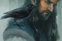 TOLKEIN GALLERY.2. / Further Art from Tolkeins Hobbit, Lord of The Rings and Silmarillion.