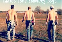 Country Lovin' / i shoulda been born in the south.