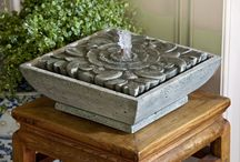 Water Fountains, Water Features / Water Fountains, Water Features for home and garden.