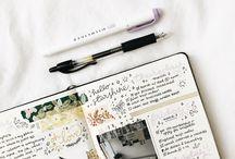 Journaling & Traveler's Notebooks