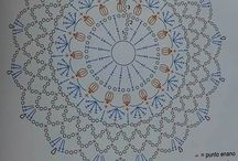 wzory szydełko