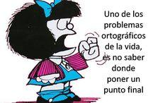 Mafalda I love