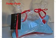 Leseknochen-Kissen /Pillows