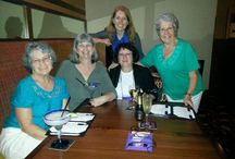 My author friends!