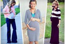 Maternidad♥ / Outfits, fotografía y Consejos de salud maternal / by Miriam Azul Flores