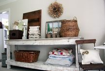 Antique Decorating Ideas / by Donna VanGeest