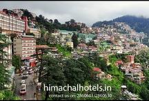 "Shimla  / Shimla :- ""Queen of Hills"". : The Capital of Himachal Pradesh. ..Follow us at https://www.facebook.com/Himachal.Hotels"