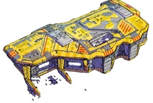 Retro Magna Tek Style