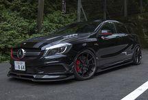 Mercedes-Benz A45 ///Amg