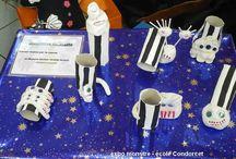 nápady pro děti - mimozemšťané a příšery