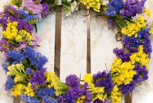 First May Wreaths