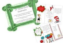 {classroom} Dr. Seuss! / Celebrate the Seuss on March 2!