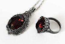 goth biżuteria