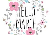 ➳ Mood: New month