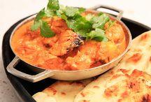 indian food / by Melanie Ohar