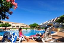 Carnon - Résidence Aguylène / Située sur le Port de Plaisance, la résidence 3*** Aguylène vous accueille pour des vacances à proximité des commerces et avec piscine extérieure.