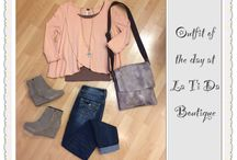 Spring in on its way at La Ti Da Boutique / Check out our new arrivals!