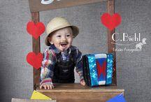 ideias de foto para bebe