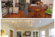 Home Staging - Before and After / Home Staging - Before and After