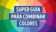 combina colores.