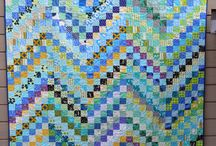 Trip around the world quilts