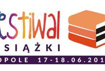 Książka - festiwale, targi, wydarzenia