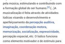 Musicalização  Infantil ! / Educar com música !