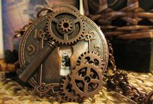 SteAmPuNk-Art, Design, Deco, Jewellery and Style..