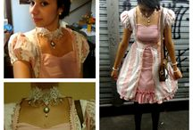 My Lolita Outfits