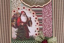 My new santa stamp