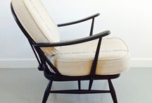saxon grogan ERCOL / Recycled & Customised by me