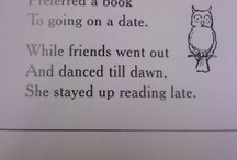 read me / by Bianca Lopez