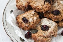 Kuchen und Kekse