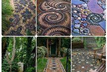 záhradné dekorácie gartendeko
