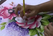 Video / Tutorial pittura su stoffa