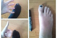 Medisch pedicure / Nancy's BeautySalon gediplomeerd medisch pedicure Vlodrop