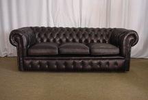 Arrivage de canapés chesterfield et meubles... / Mobilier ancien et vintage , canapés chesterfield.