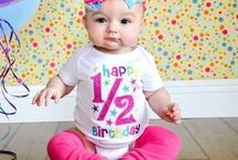 Elibellee's 1st Birthday