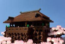 hiropo_papa / hiropo_papa est un « brick artist » japonais de nanoblock.