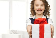 Gift ideas / Gift ideas for birthday parties or christmas