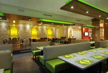 Fabulous Restaurant Dining Areas